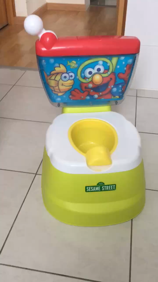 "Petit pot ""Elmo"""
